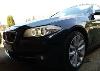 BMW F10 535i 306 KM 2011 bogata opcja, super zadbany