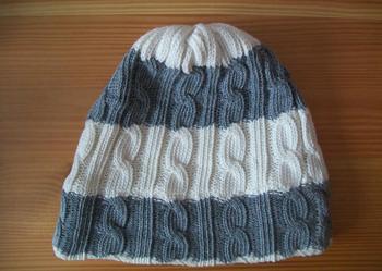 Nowa czapka dziecięca+GRATIS maskotka