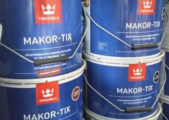 Makor-Tix farba na dach tikkurila 8 kolorów!