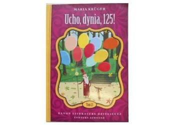 UCHO DYNIA 125! - KRUGER MARIA