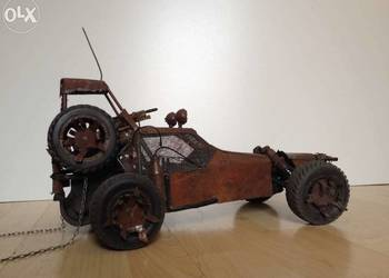 Kyosho Sandmaster 1:10 RC Buggy - Mad Max'a, zdalnie sterowa