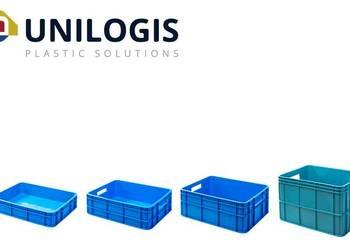 Skrzynki plastikowe,pojemniki plastikowe, transportowe