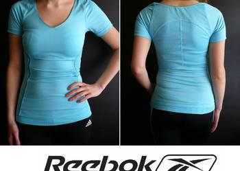 koszulka rower Reebok XS 34 S 36 bieganie fitness góry sport