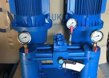Allweiler AFI T40 pompa śrubowa wrzecionowa