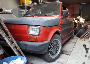 Fiat 126p Maluch, sprawny, chrom zderzaki gratis.