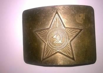 Stara radziecka klamra wojskowa