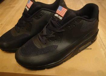 cd12b8c507e6d Nike Air Max Hyperfuse Rozmiary 36-40 Czarne Unisex Pobranie