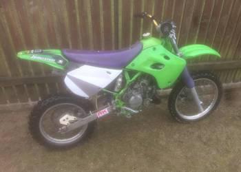 Kawasaki kx 80 cross