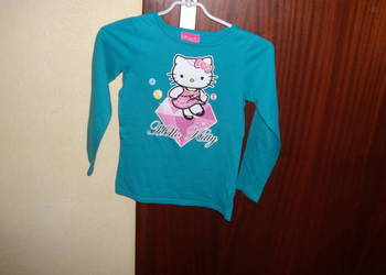 Bluzka Hello Kitty 7-8 lat