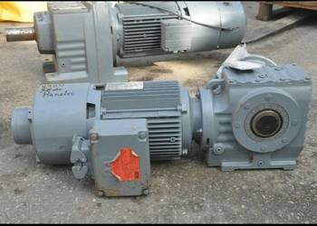 Motoreduktor 2,2kW z hamulcem