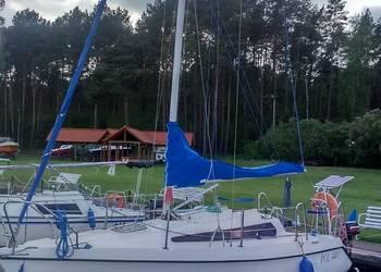 jacht żaglowy tes 660