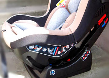 Fotelik samochodowy Aygo 0-18 kg
