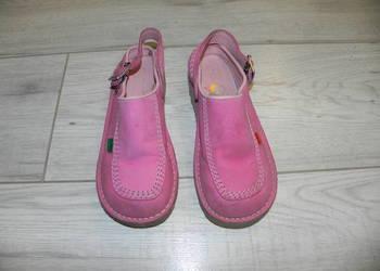 Sprzedam buciki marki Kickers rozmiar 31