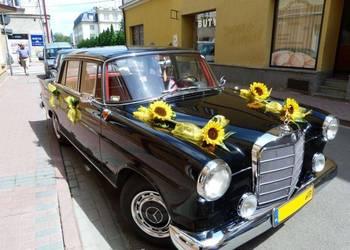 Auto do ślubu - klasyki !