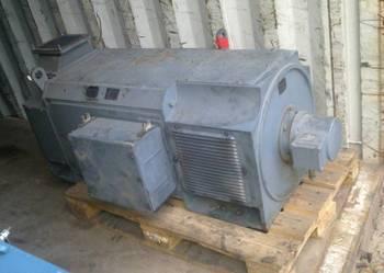 Silnik elektryczny prądu stałego 40 55 75 90 100 140 180 332