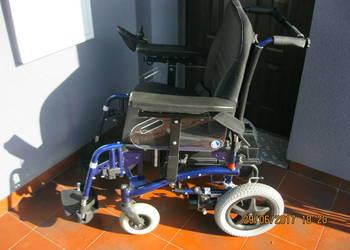 Wózek inwalidzki Elektryczny Vermeiren Rapido 44