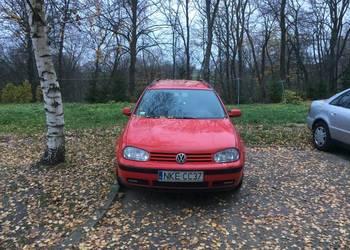 Volkswagen Golf IV (uszkodzony rozrząd)