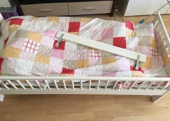 Łóżko IKEA białe