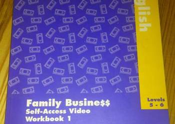 Family Business Workbook 1 Berlitz levels 5-6 j. angielski