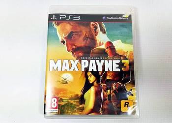 GRA NA PS3 MAX PAYNE 3