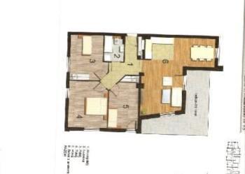 mieszkanie 74.00m2 4 pokoje Opole