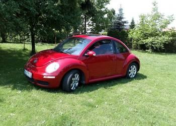 VW Beetle 1,9 TDI 2006 rok super stan, skóra
