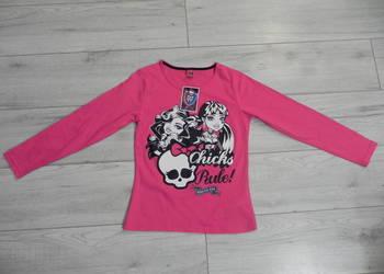 Sprzedam bluzkę dla dziewczynki Monster High na wzrost 152cm