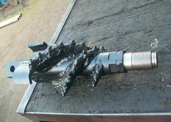 Wiertło  fi215mm do wiertnicy WERMER.