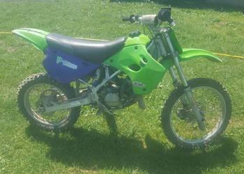 Kawasaki 85 po remoncie