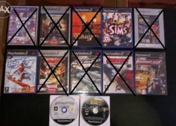 Sprzedam gry do PS2
