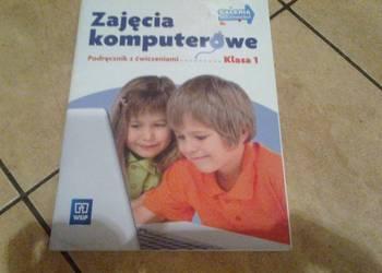 Podręcznik zajęcia komputerowe kl 1 płyta CD