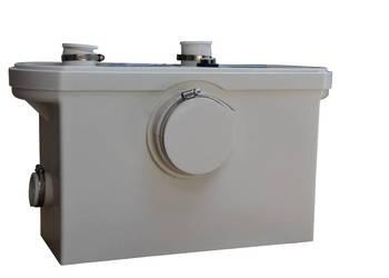 Pompa Toaletowa Przepompownia do WC + ROZDRABNIACZ