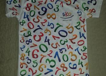 Nowa bluzka / koszulka  wychowanie fizyczne 134