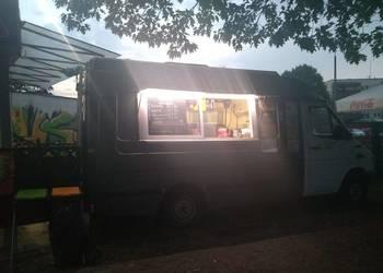 Food Truck MB Sprinter 1999r na sprzedaż. Odbiór Sanepidu