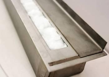 Wysokiej jakości palnik do biokominka z wełną ceramiczną