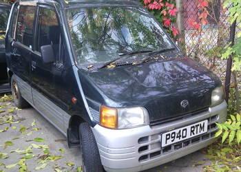 Daihatsu  Move  na  częsci