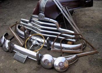 Pontiac 1948 - sprzedam!