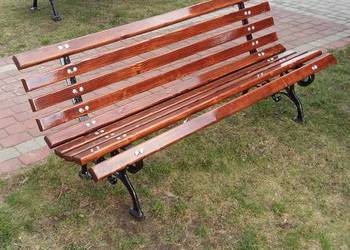 Unikalne ławki parkowe - Sprzedajemy.pl BQ09