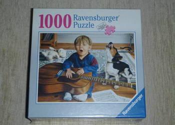 Ravensburger puzzle 1000 elem. The Duet Tom Sierak