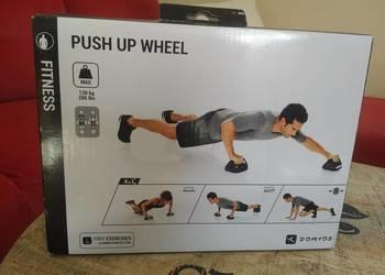 UCHWYTY PUSH UP WHEEL- do treningu siłowego