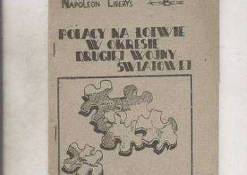 Polacy na Łotwie w okresie drugiej wojny światowej