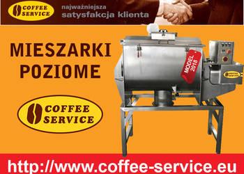 COFFEE SERVICE Mieszarki Poziome