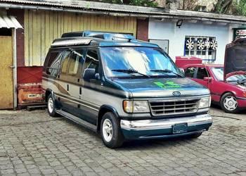 Ford E150 Camper Econoline z LPG  kamper - salonka G20