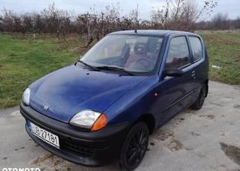 Fiat Seicento  sprawny jeżdzący Aktualne OC