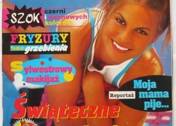 DZIEWCZYNA 1994 NR 12 + WET WET WET STILTSKIN BRAD PITT