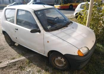 Fiat Seicento Van 0.9