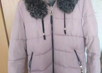 różowa kurtka zimowa Sprzedajemy.pl