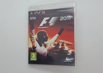 LOMBARDOMAT Gra PS3 Formula 1 2011 O 606/2018