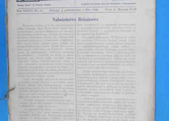 11. Gość Niedzielny - Rok Wydania 1948. - Bezpłatna wysyłka.