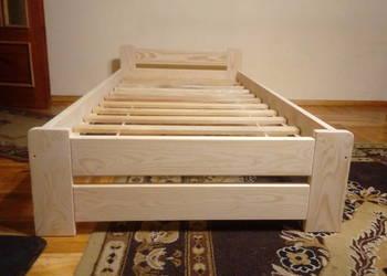 Łóżko sosnowe IWONA I 90 x 200